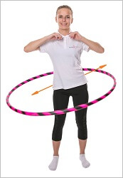 Speeding up with Hula Hoop