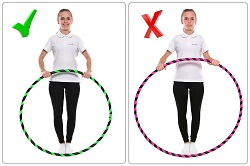 choose a right hoop diameter