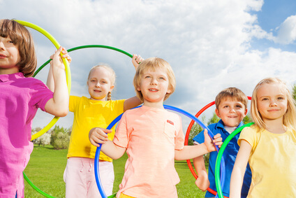 Kinder Hula Hoop