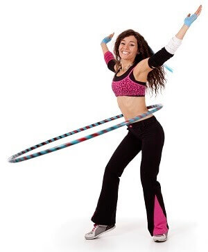 Hoop Dance Hooping workout