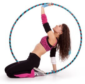 Hula Hoop Dance Hooping Workout