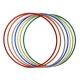 Hula Hoop Rohling, HDPE-20mm, farbig, Durchmesser 100/90/80/70/60cm