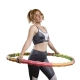 Hoopomania Large Hoop, Hula Hoop with 96 magnets, 1.8kg