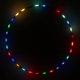 Hoopomania LED Hula Hoop con 29 luces, diámetro  90cm