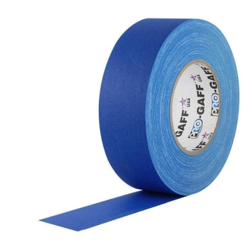 Pro Gaff Grip Tape, 25mm x 23m, blue
