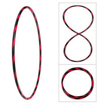 faltbarer hula hoop hdpe 20mm farbig 105 100 95 90cm. Black Bedroom Furniture Sets. Home Design Ideas