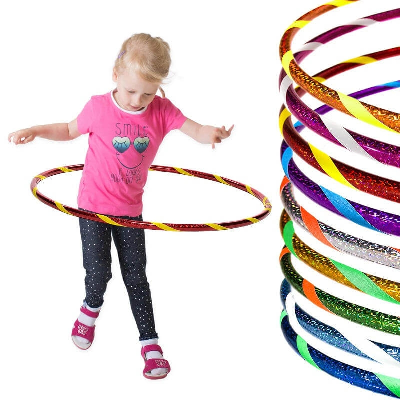 funny hula hoop reifen f r kinder 60 70 80cm. Black Bedroom Furniture Sets. Home Design Ideas